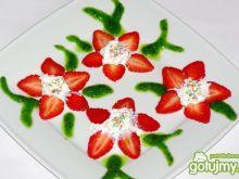 Kolorowy deserek