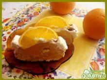 Kombinowana rolada z pomarańczami