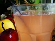 Kompocik jabłkowo-winogronowy