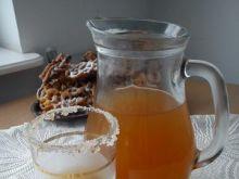Kompot 3-składnikowy+ cynamon i miód
