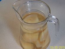 Kompot cynamonowo- jabłkowy