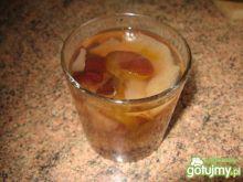 Kompot jabłkowo-śliwkowy