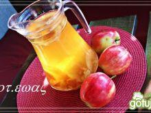 Kompot podwójnie jabłkowy