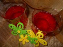 Kompot rabarbarowo-truskawkowy