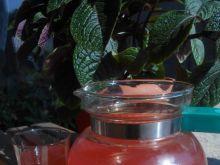 Kompot śliwkowo-brzoskwiniowy