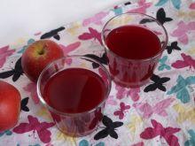 Kompot wiśniowo-jabłkowy