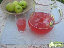 Kompot z aronii i jabłek