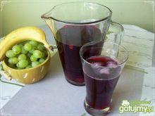Kompot z czerwonych owoców