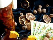 Kompot z owoców kandyzowanych i suszu