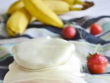 Konfitura bananowo-truskawkowa