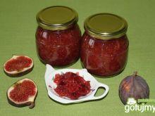 Konfitura figowa