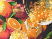 Konfitura jabłkowo-pomarańczowa