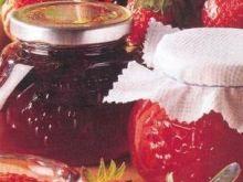 Konfitura jeżynowo - jagodowa