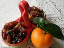 Konfitura pomarańczowa na ostro :