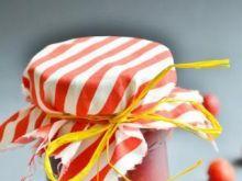 Konfitura rabarbarowo-truskawkowa