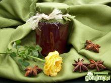 Konfitura różano-anyżowa