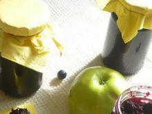 Konfitura z aronii i jabłek
