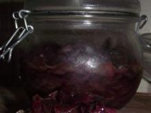 Konfitura z czerwonej cebuli 2