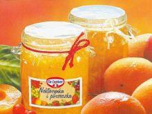 Konfitura z nektarynek i porzeczek