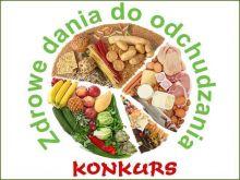 KONKURS: Zdrowe dania do odchudzania!