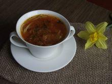 Koperkowa zupa pomidorowa