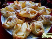 Koperty z jabłkiem