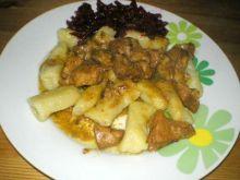 Kopytka i karkówka -  Pyszny obiadek