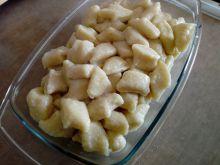 Kopytka z mozzarellą