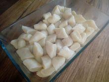 Kopytka ziemniaczano - ryżowe