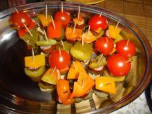 Koreczki serowe
