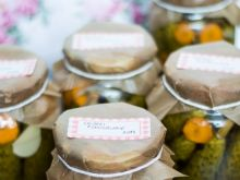 Korniszony- ogórki marynowane