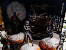 Kosmiczne muffiny gruszkowo-czekoladowe
