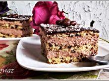 Kostka czekoladowo - kawowa