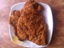 Kotlecik z kurczaka z przyprawami