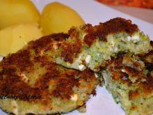 Kotleciki brokuł - kalafior