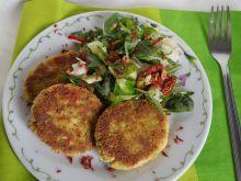 Kotleciki brokułowo-jajeczne