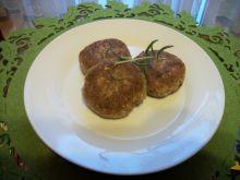 Kotleciki chlebowe z jajkami