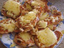 Kotleciki drobiowe z serem