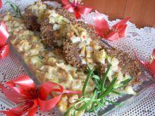 Kotleciki gryczane z kurkami