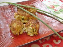 Kotleciki jajeczne ze szczypiorkiem