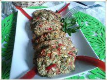 Kotleciki kalafiorowo-cukiniowe z piekarnika