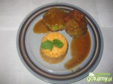 Kotleciki kurczakowo-brokułowe