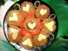 Kotleciki mielone z ser(c)em żółtym