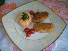 Kotleciki mięsno ziemniaczane