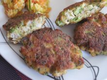Kotleciki rybno-brokułowe