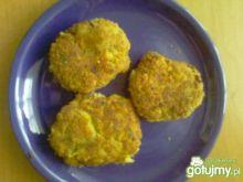 Kotleciki ryżowe z fetą i brokułem
