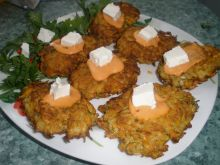 Kotleciki warzywne