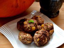 Kotleciki wołowe z dynią i curry