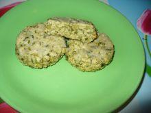 Kotleciki z brokuła z dodatkiem kaszy jaglanej