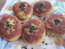 Kotleciki z gotowanych ziemniaków- do sosów